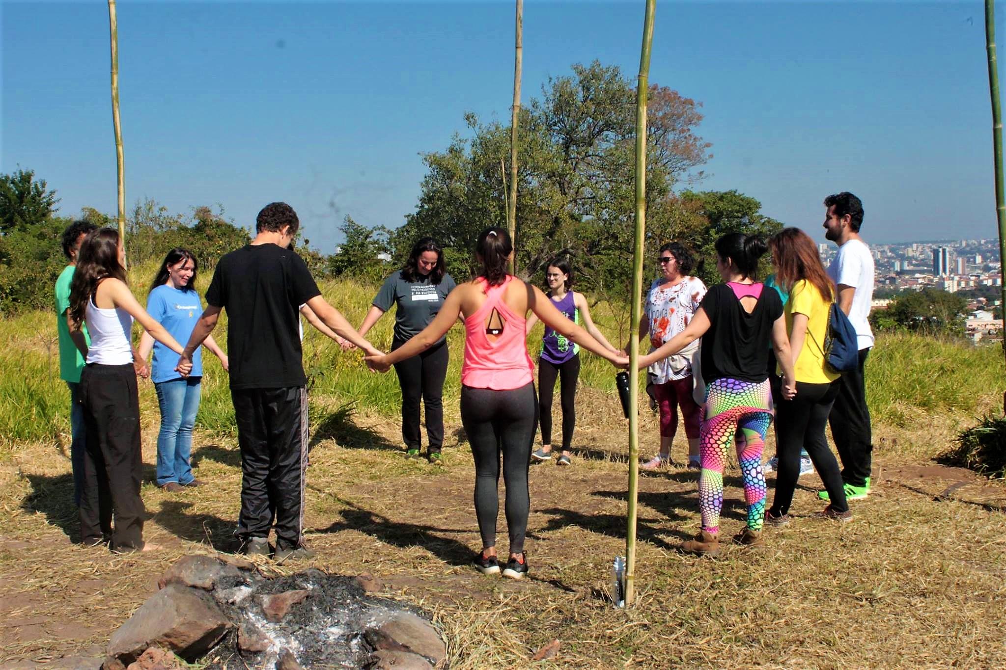 ritual de consagração a Pachamama