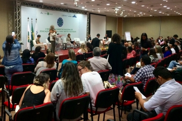 Environmental educators hold preparatory event for the 8th Forum