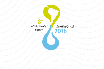 8th World Water Forum logo